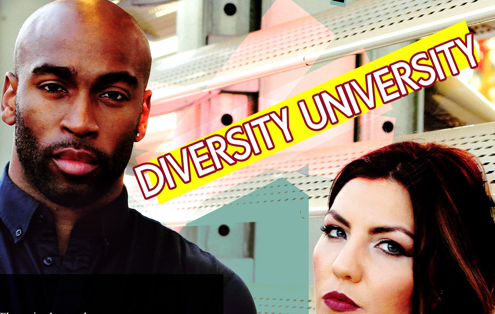 Diversity University / Dr. Julia Garcia & Monti Washington