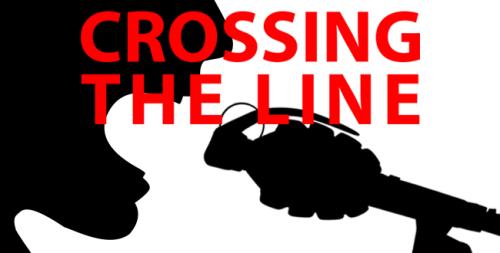 Crossing the Line: Comedians, Politicians and Shock Jocks / Teja Arboleda, M.Ed
