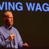 Behind the Swoosh:Sweatshops and Social Justice / Jim Keady