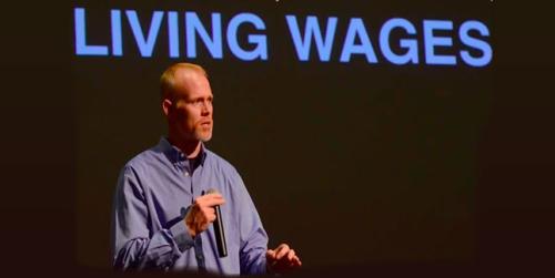 Behind the Swoosh: Sweatshops and Social Justice / Jim Keady
