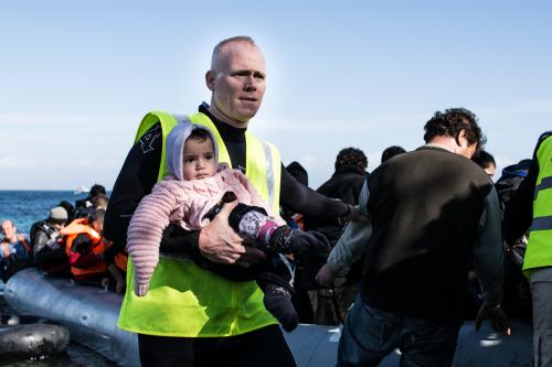 #WAGINGPEACE: The  Muslim Refugee Crisis / Jim Keady