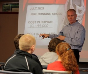 Jim Keady (Behind the Swoosh)