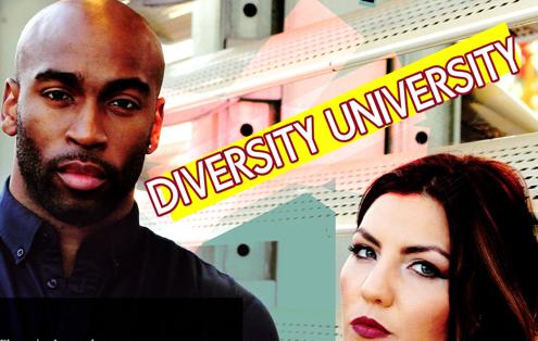 Diversity University / Dr. Julia Garcia & Monti Washington